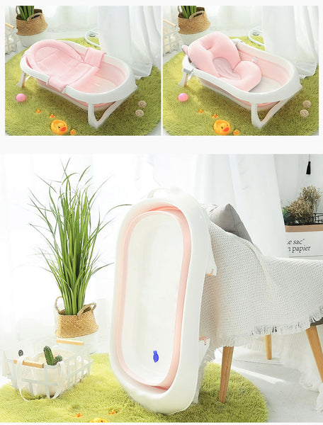 Newborn Baby Folding Bath Tub - My Urban One