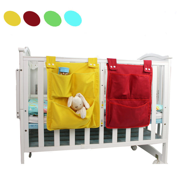 Baby Bed Hanging Storage Bag - My Urban One