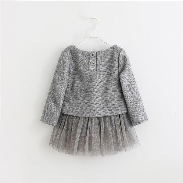 Long Sleeve Princess Dress - My Urban One