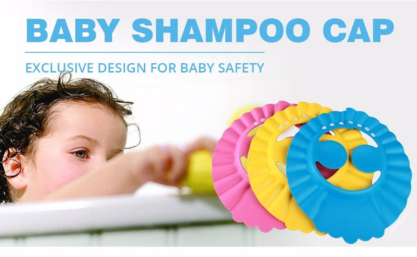 Baby Shower Protective Eye Visor Hat - My Urban One