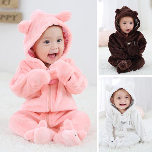 Baby Bear Rompers - My Urban One