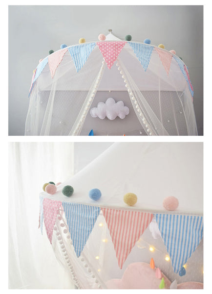Baby Canopy Net Bed Play Tent - My Urban One