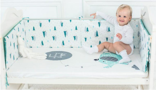 Cute Baby Crib Bed Sheet - My Urban One