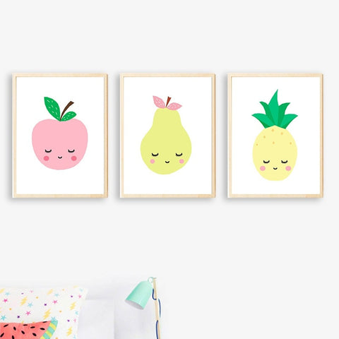 Cute Fruit Decorative Pictures - My Urban One