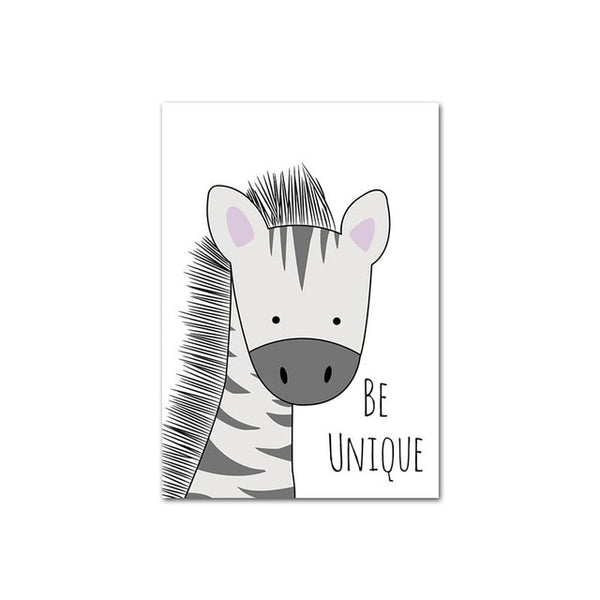 Animal Painting Canvas Wall Art Decoration - My Urban One