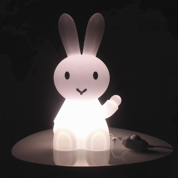 Rabbit Lamp Led Night Light - My Urban One