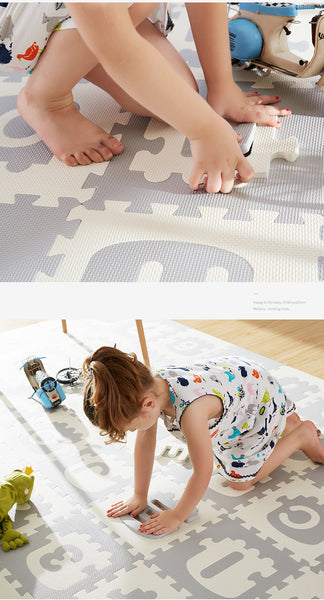 Educational Baby Play Mat (ABC - 123) - My Urban One
