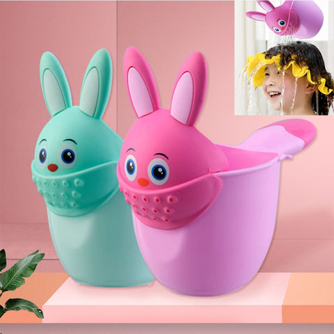 Cartoon Rabbit  Shower Spoon Watering Bath Cup - My Urban One