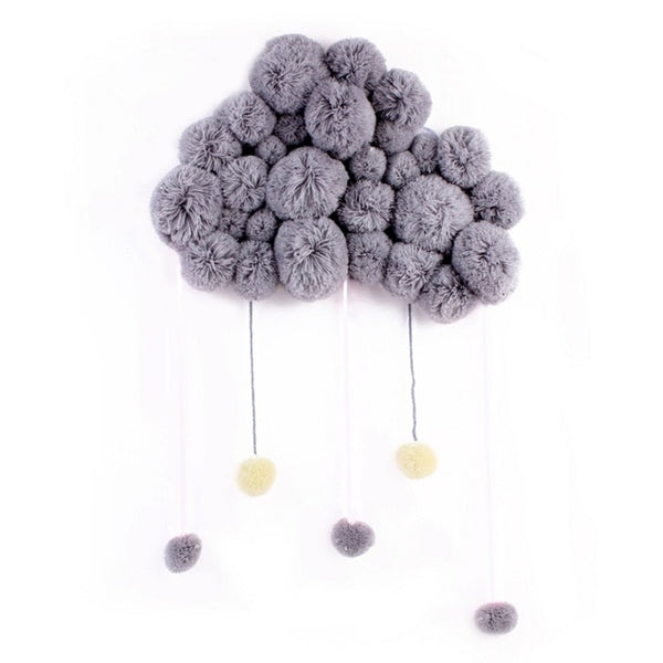 Nordic Style Raining Clouds Room Decor - My Urban One