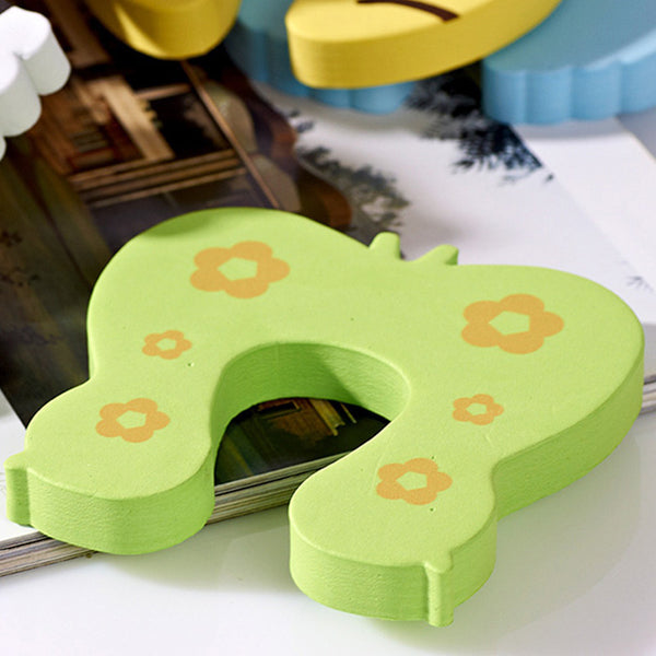 Baby Finger Guard Holder Lock Safety Door Stoppers 2pcs - My Urban One