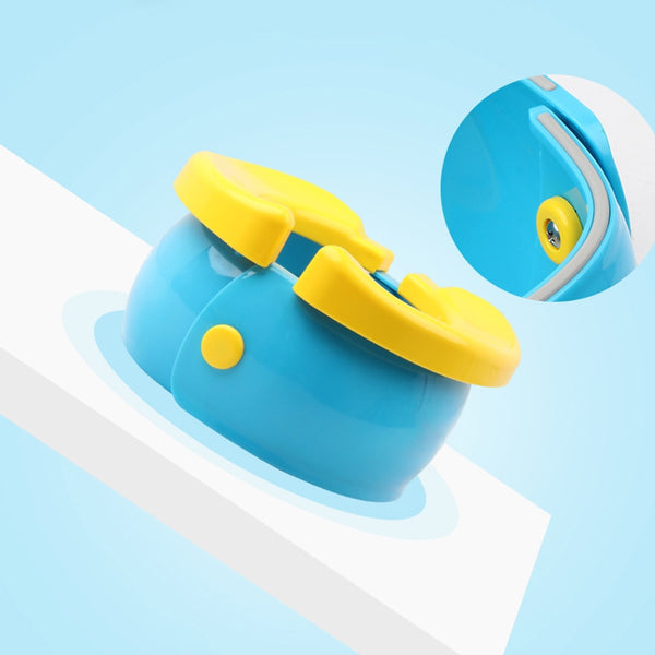 Portable Baby Toilet Urinal Training Seat Travel Potty Rings For Kids - My Urban One