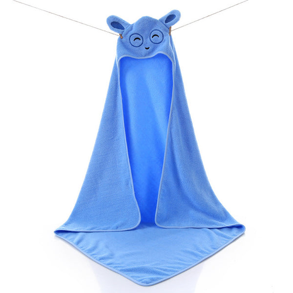 Baby Bath Hooded Towel - My Urban One