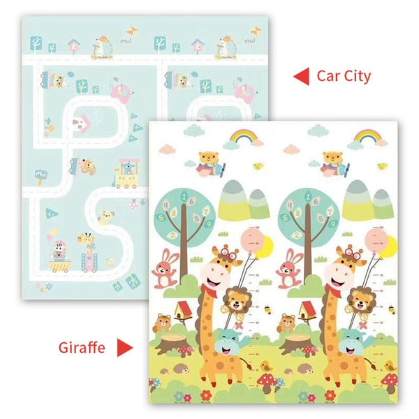 Soft Baby Rugs Crawling Playmat - My Urban One