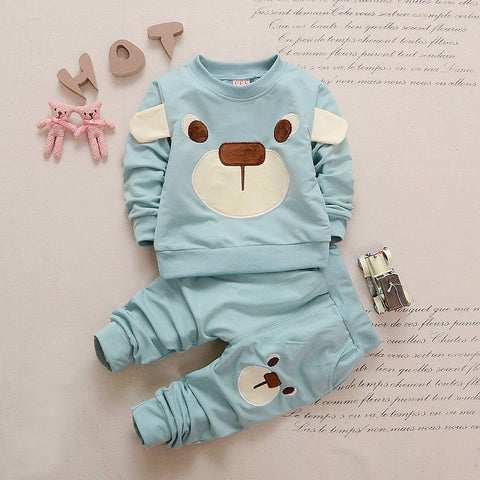 Baby Bear Design Clothing Sets - My Urban One