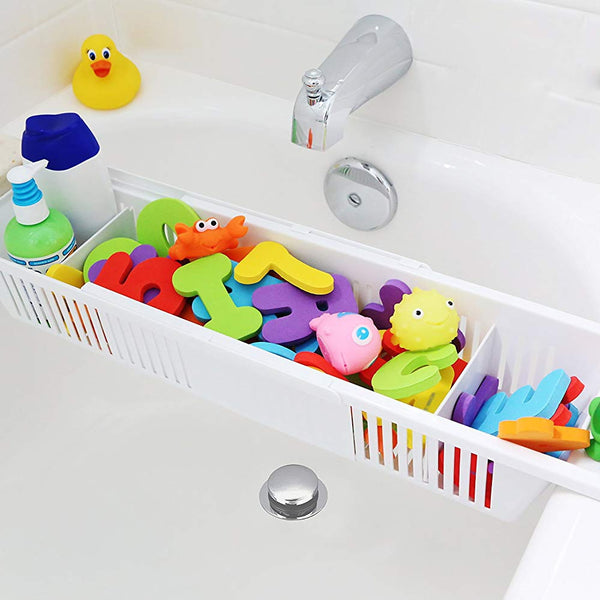 Kids Bath Bathtub Toy Storage Organizer - My Urban One