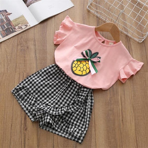 Girls Clothes 2Pcs Set - My Urban One