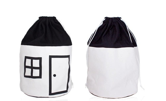 Nordic Cute Small House Bumper Bag - My Urban One