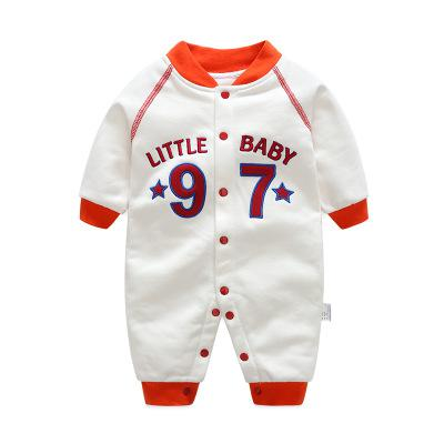 Baby Long Sleeved Sports Rompers