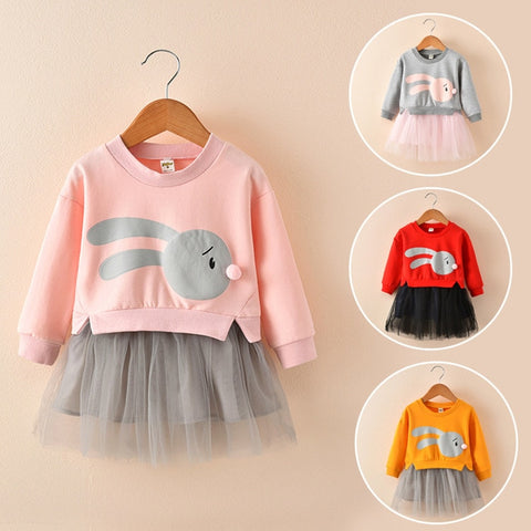 Cute Bunny Princess Dress - My Urban One