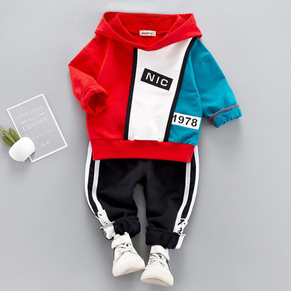 Baby Boys Clothes 2pcs Outfit - My Urban One