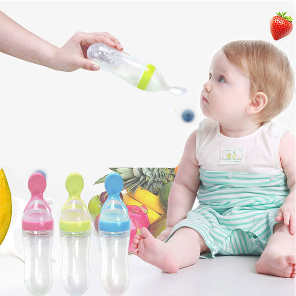 Baby Feeder Training Bottle