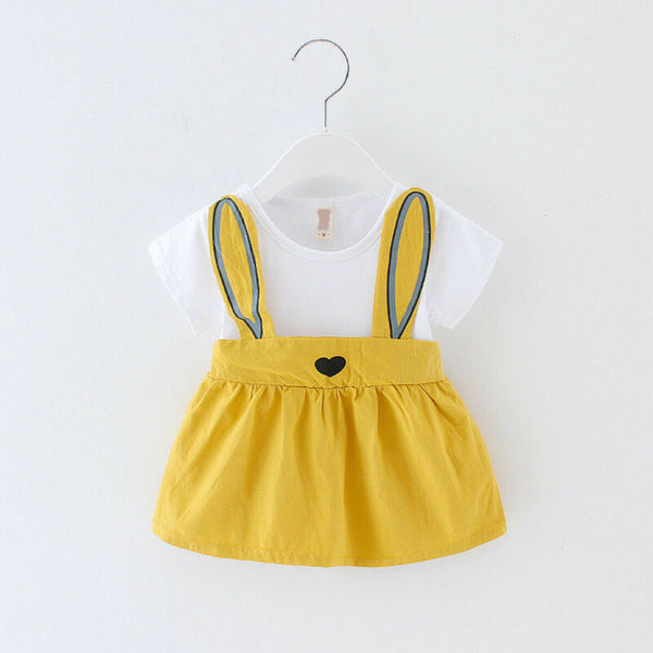 Rabbit Design Dress - My Urban One