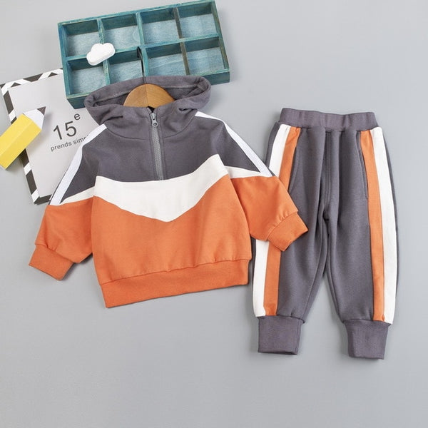 Boys Tracksuit Outfit - My Urban One