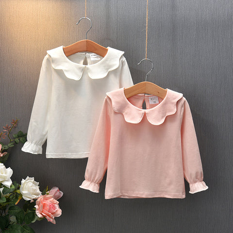 Casual Ruffles Long Sleeves - My Urban One