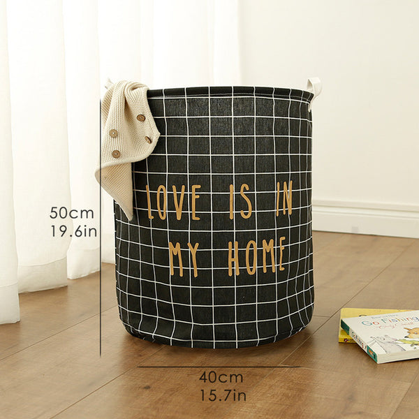 Cotton Storage Basket Organizer Bin - My Urban One