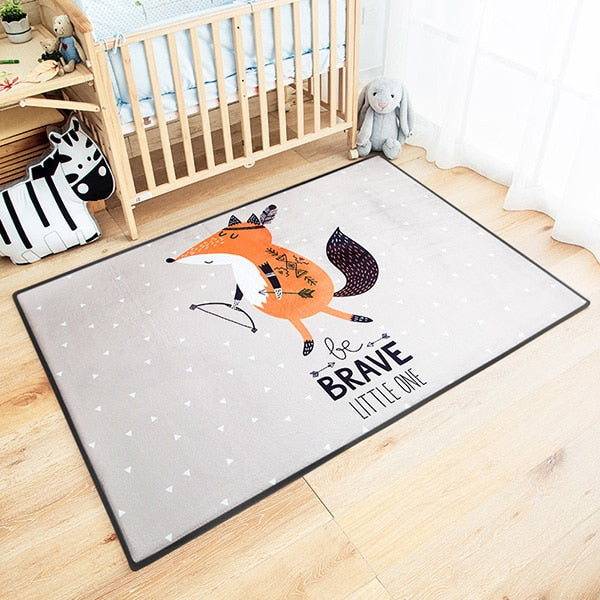 Cartoon Baby Play Mat - My Urban One