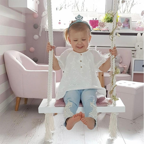 Wooden Baby Swing - My Urban One
