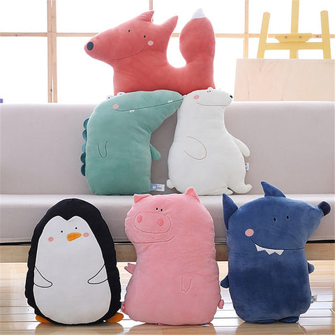 Cute Animal Themed Pillows - My Urban One