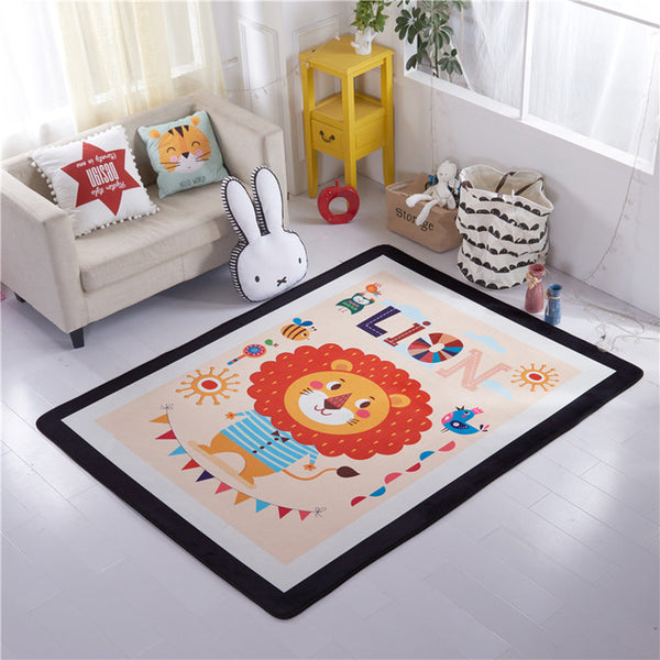 Children's Non-slip Crawling Playmat - My Urban One