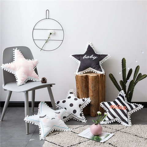 Lovely Star Shape Cushion Pillow - My Urban One