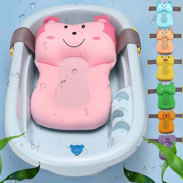 Portable Baby Non-Slip Bath Tub Air Cushion - My Urban One