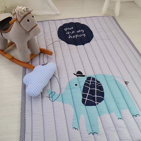 Foldable Cotton Baby Play Mat - My Urban One