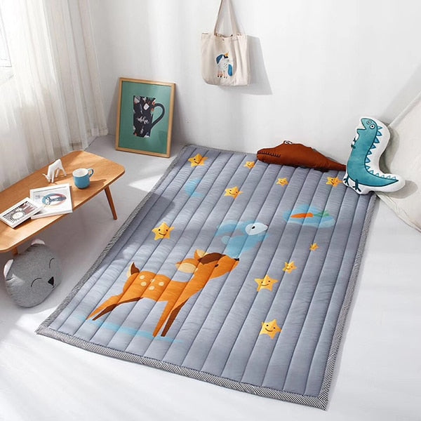 Thick Infant Play Mat - My Urban One