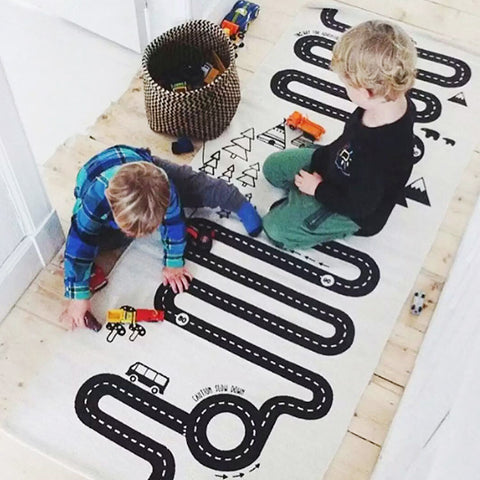 Baby Track Play Game Mat - My Urban One