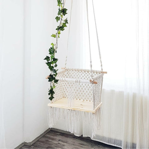 Nordic Baby Hammock Chair Swing Rope - My Urban One