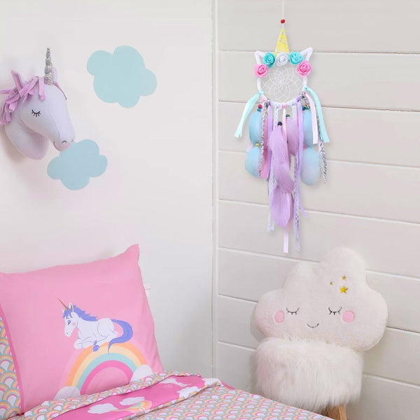Unicorn Dream Catcher Wall Decor - My Urban One