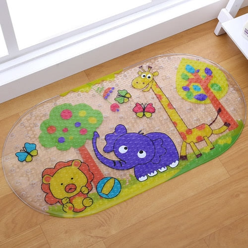 Animals Anti-Slip Bathroom Mat - My Urban One