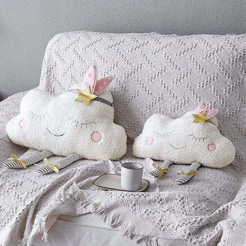 Baby Plush Stuffed Cloud Room Wall Decor Pillow - My Urban One