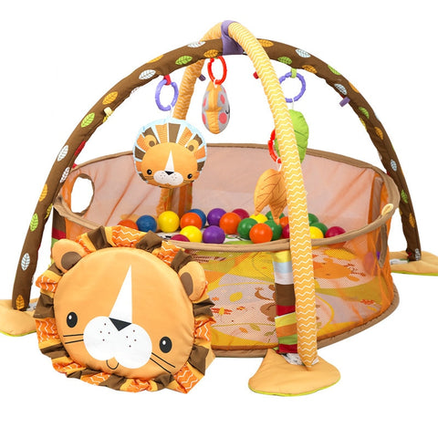 Developing Lion Baby Play Mat - My Urban One