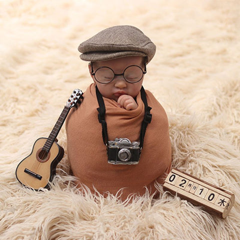 Newborn Camera Photography Prop - My Urban One