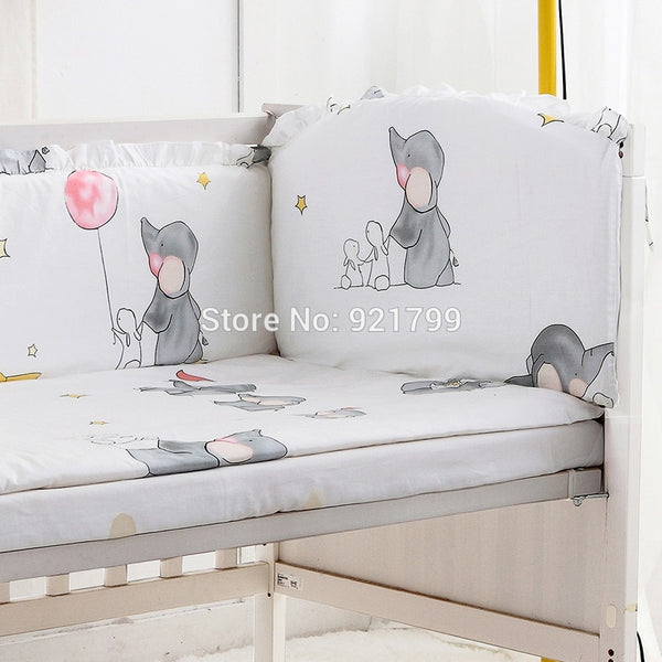 Soft Baby Bedding Set - My Urban One