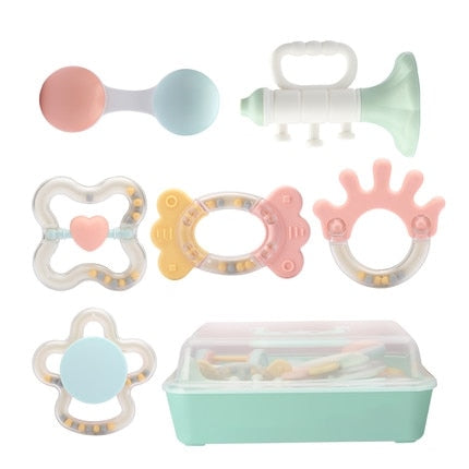 Colorful Teether Rattles Toys for Baby - My Urban One