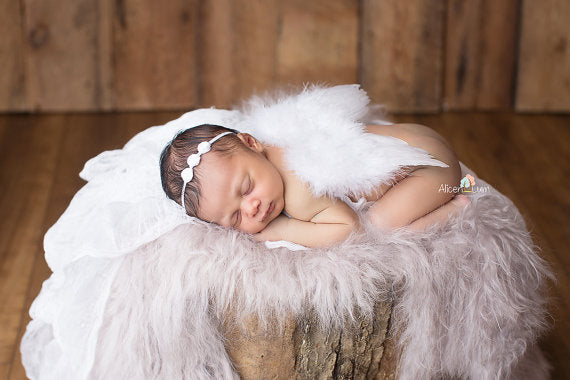 Angel Feather Wings Baby Photography Props - My Urban One