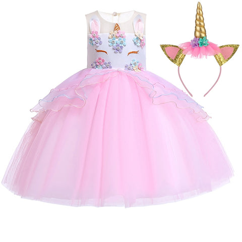 Unicorn Party Dress - My Urban One