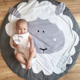 Animal Baby Crawling Mat