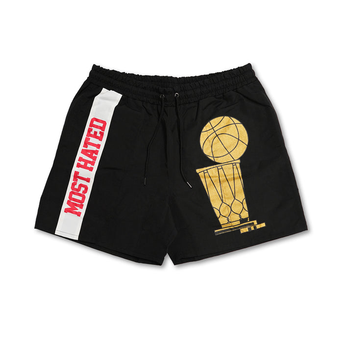 Most Hated Championship Shorts - Black